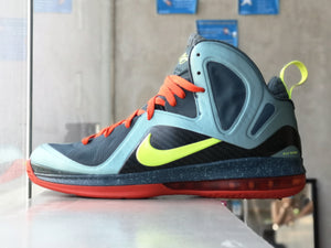 Nike Lebron 9 Cannon Elite Promo Sample