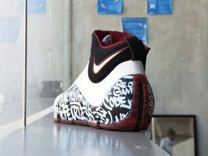 Nike Lebron 4 Graffiti New York City Promo Sample