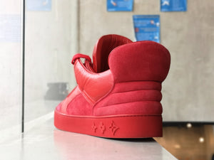 Louis Vuitton Red Dons