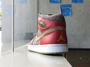 Air Jordan 1 Mid Retro Levis 2007