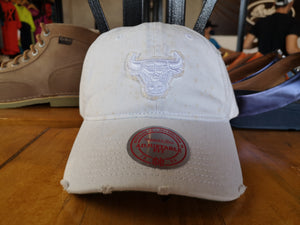 Mitchell & Ness Chicago Bulls Cap Bright Souch Strapback