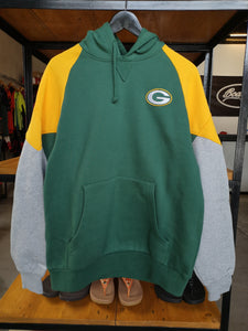 Mitchell & Ness Green Bay Packers Pullover Jacket
