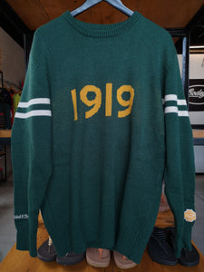 Mitchell & Ness Green Bay Packers 1919 Knit Sweat 100 Seasons
