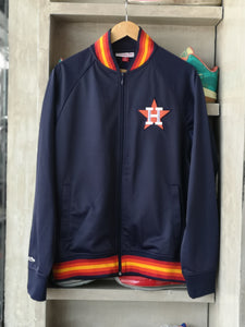 Mitchell & Ness Houston Astros Track Jacket