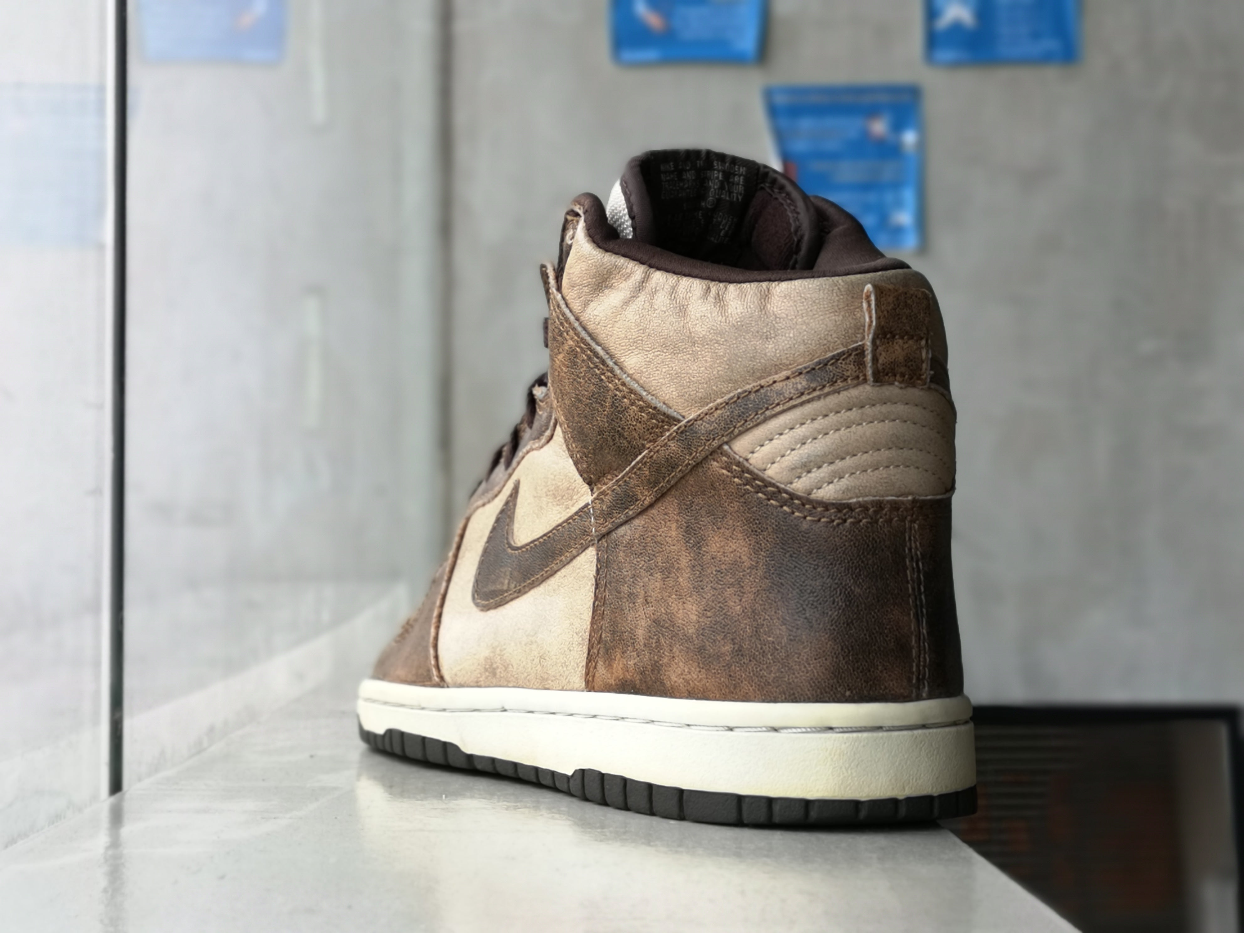 Nike Dunk High Dirty Pack/Cinder 2003