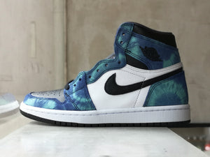 Air Jordan 1 High Retro Womens Tie Dye 2020