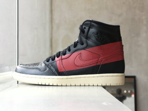 Air Jordan 1 High Retro Defiant Red-Muslin 2019