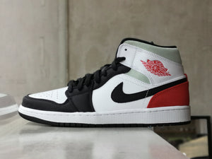 Air Jordan 1 Mid Retro Union Black Toe 2020