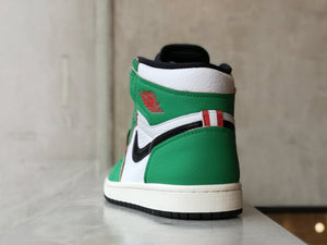 Air Jordan 1 High Retro Womens Lucky Green 2020