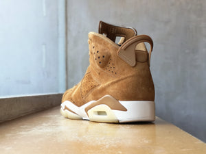 Air Jordan 6 Retro Wheat 2017