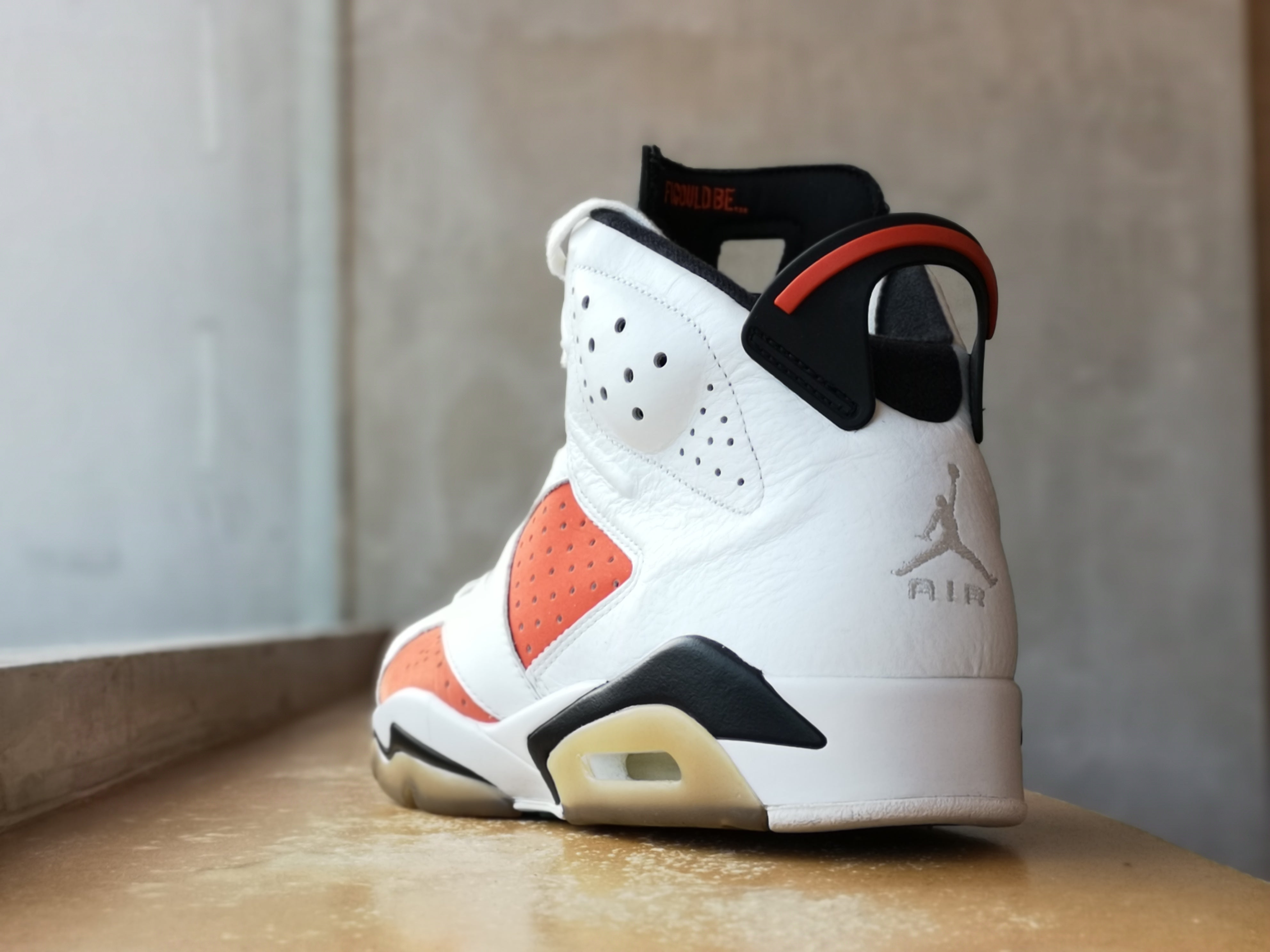 Air Jordan 6 Retro Gatorade 2017