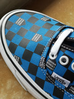 Load image into Gallery viewer, Vans Og Authentic Lx Vault x Dover Street Market Blue Checkerboard