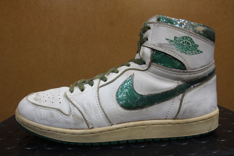Air Jordan 1 OG Metallic Green 1985