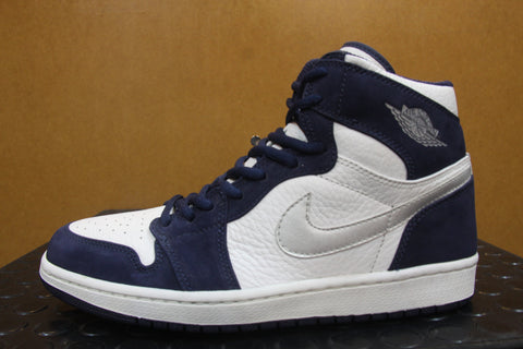 Air Jordan 1 Navy Mid 2001