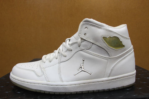 Air Jordan 1 Metallic Silver 2001