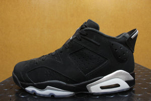 Air Jordan 6 Low Chrome