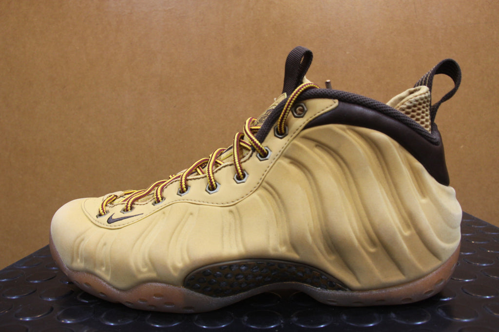 finest selection 073f1 a5d21 Nike Air Foamposite One Wheat