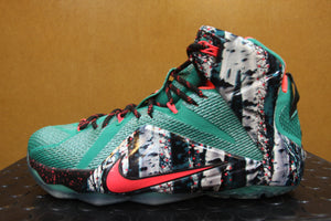 Nike Lebron 12 Emerald Green