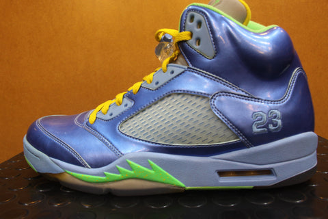 Air Jordan 5 Pearlized Blue Chris Paul PE