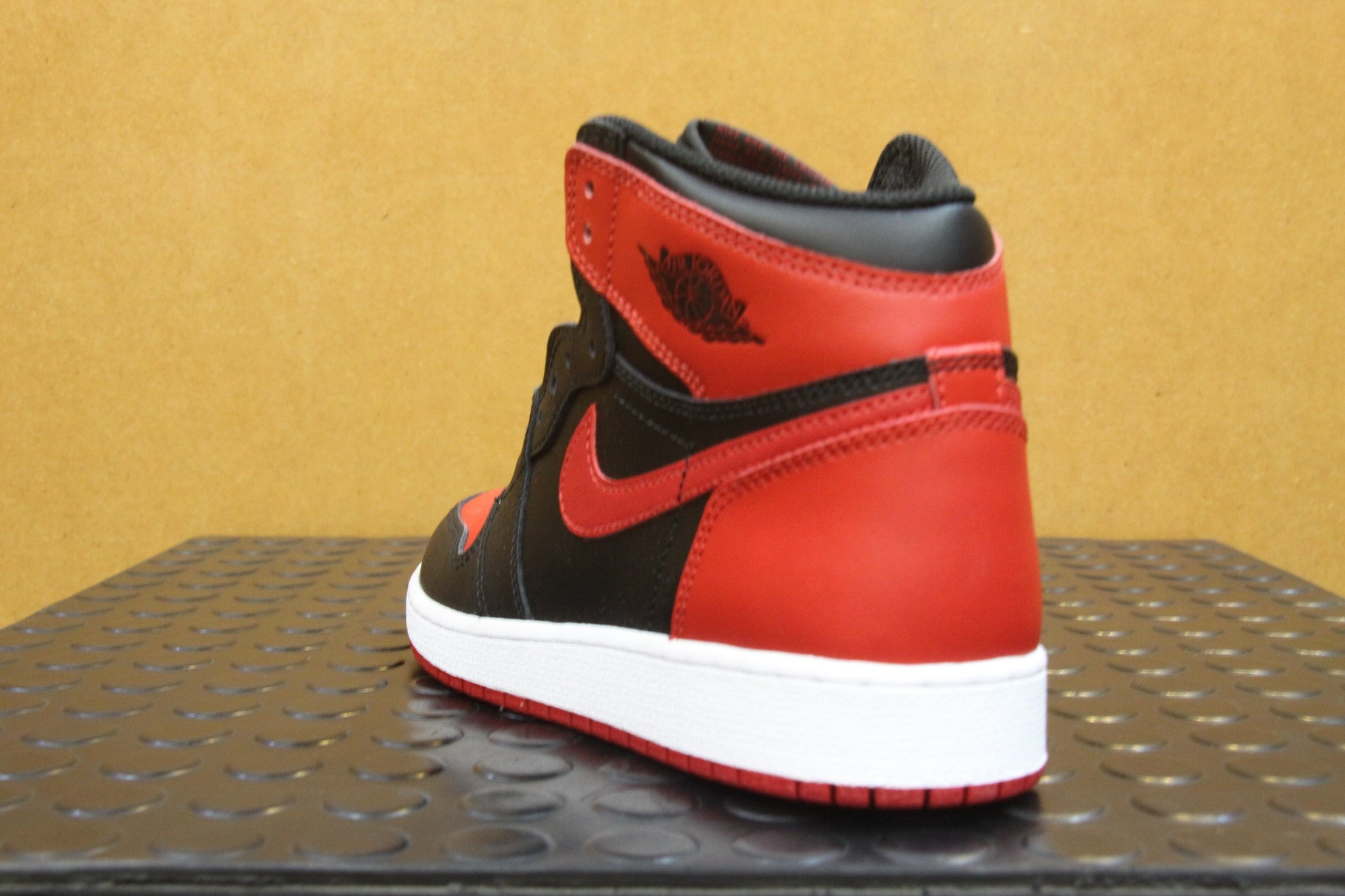 Air Jordan 1 Banned 2016 Gs