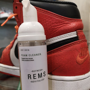 Rems Shoe Foam Cleaner 60ml