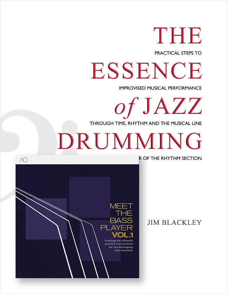 The Essence of Jazz Drumming + Meet the Bass Player - Vol.1