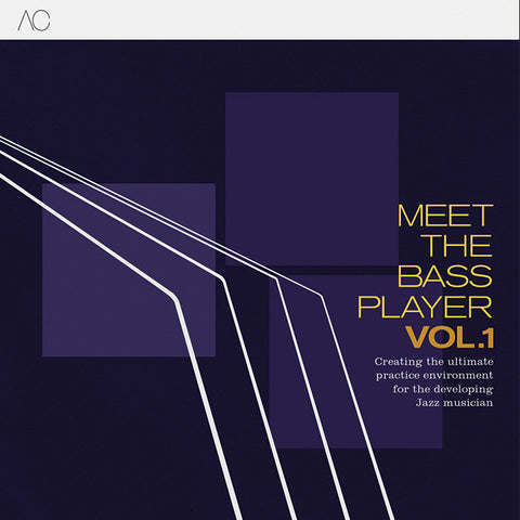 Meet the Bass Player - Vol.1 - CD