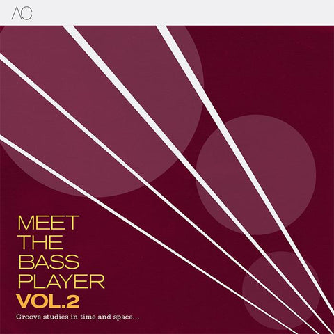 Meet the Bass Player - Vol.2 - CD
