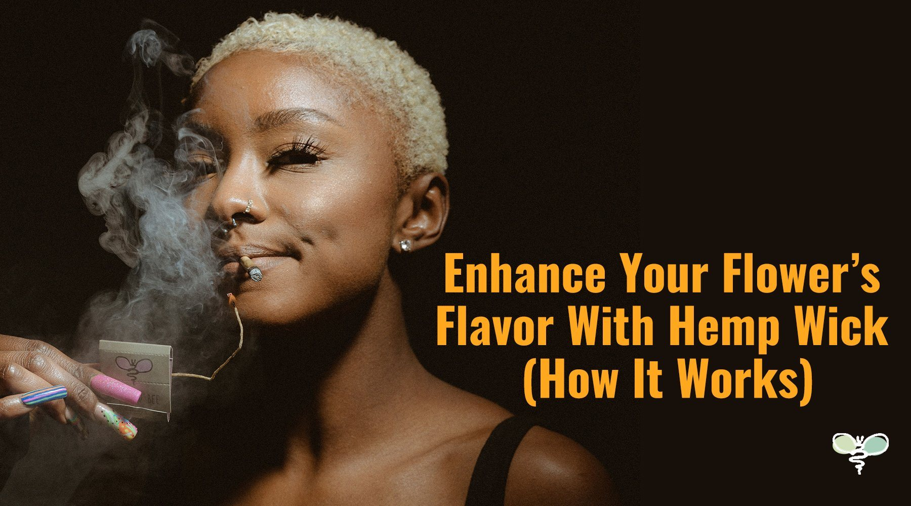 Enhance Your Flower's Flavor with Hemp Wick