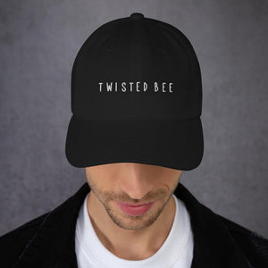 Dad Hat Hat Twisted Bee