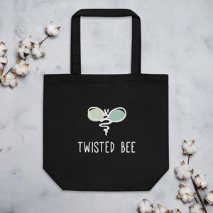The Logo Tote Tote Bags Twisted Bee