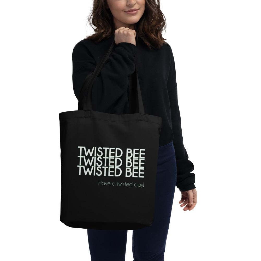 Triple Twisted Tote Tote Bags Twisted Bee