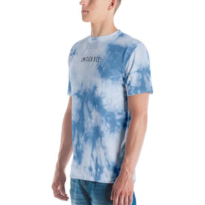 Up High Tie-Dye T-Shirt Men's T-Shirt Twisted Bee