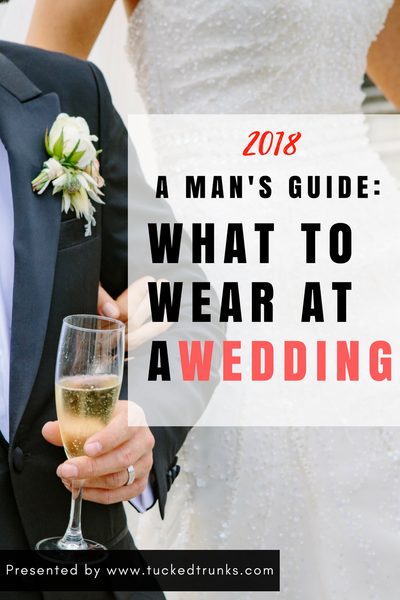 What to wear at a wedding
