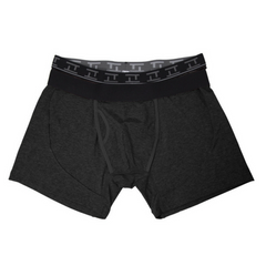 Tucked Trunks Black (2 Briefs)