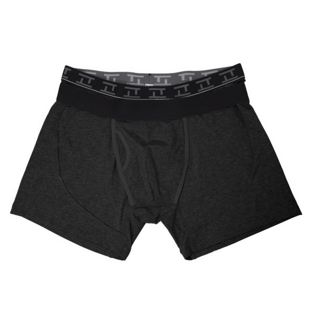 Tucked Trunks Black (3 Briefs)