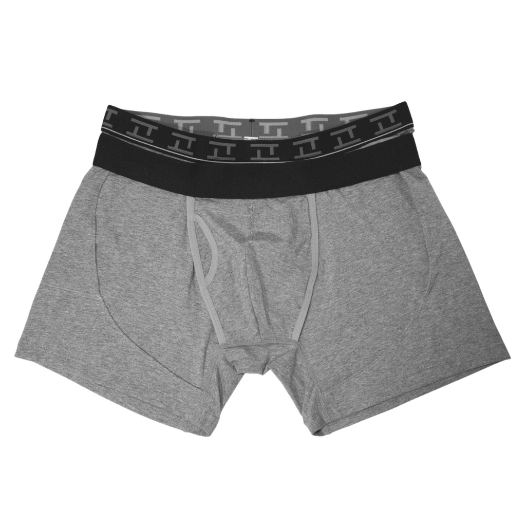Tucked Trunks Gray (1 Brief)