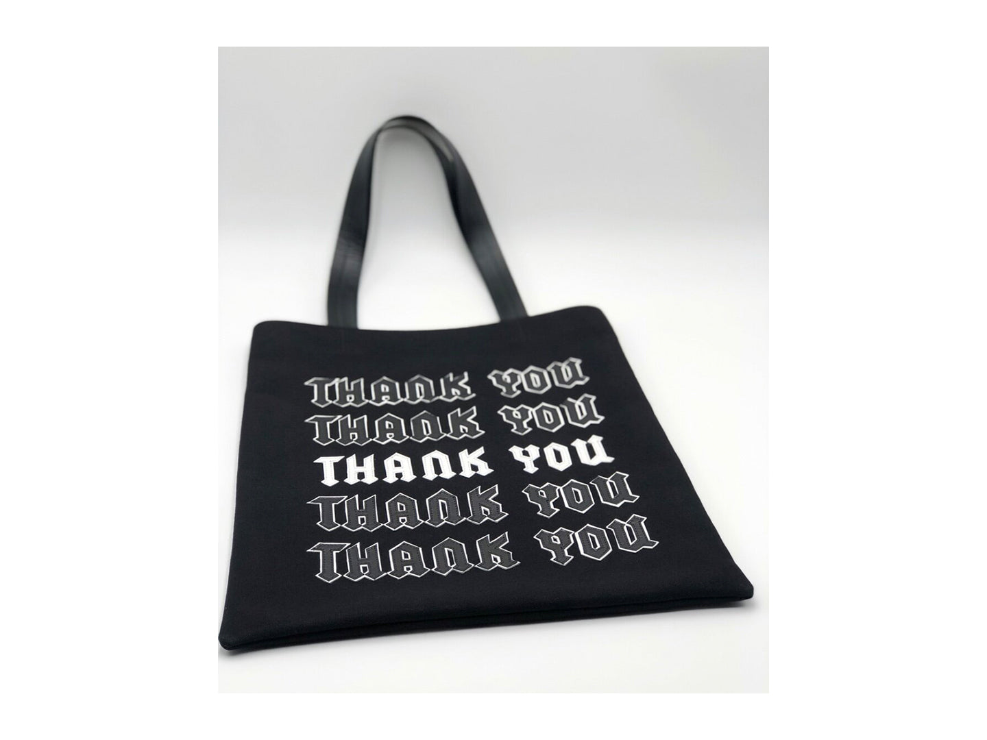 Thank You Canvas Tote