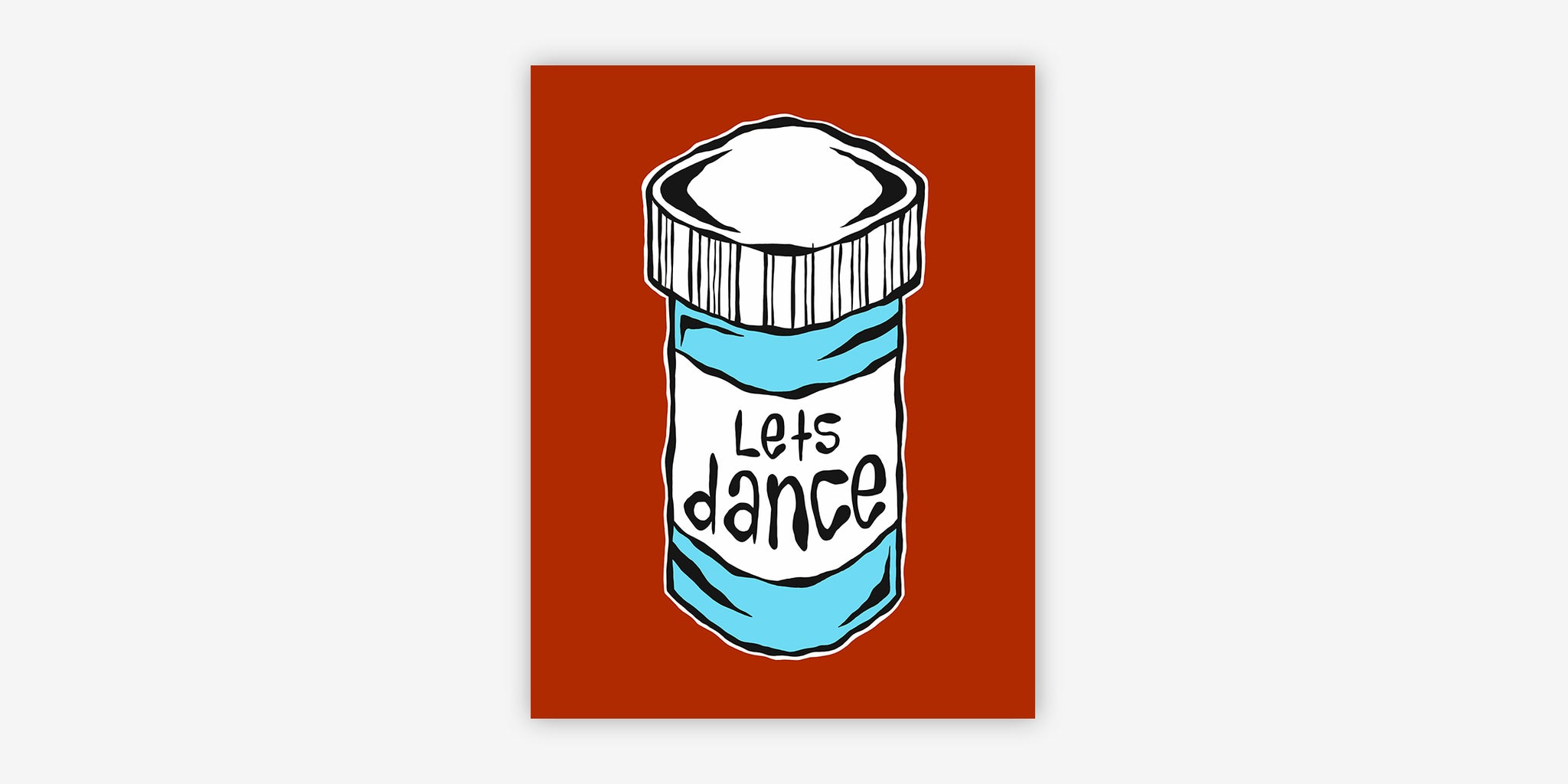 ART  –  LETS DANCE