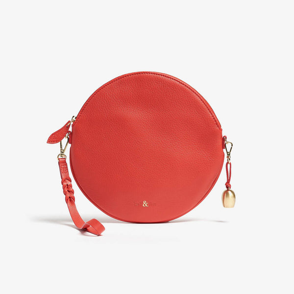 Canteen Bag red