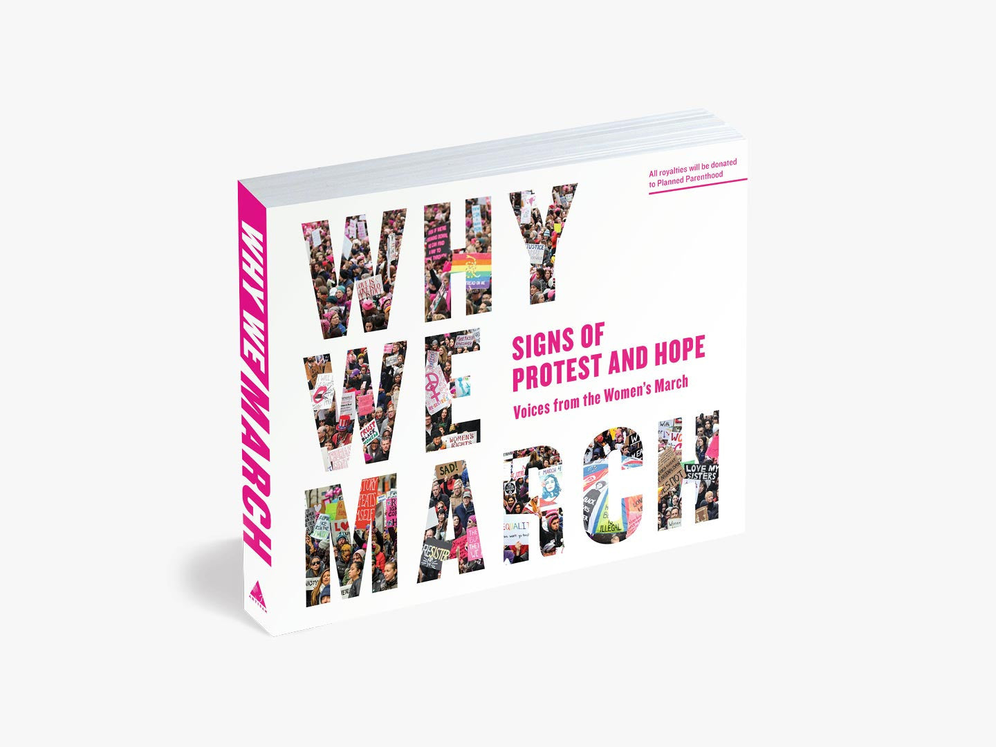 Why We March Book