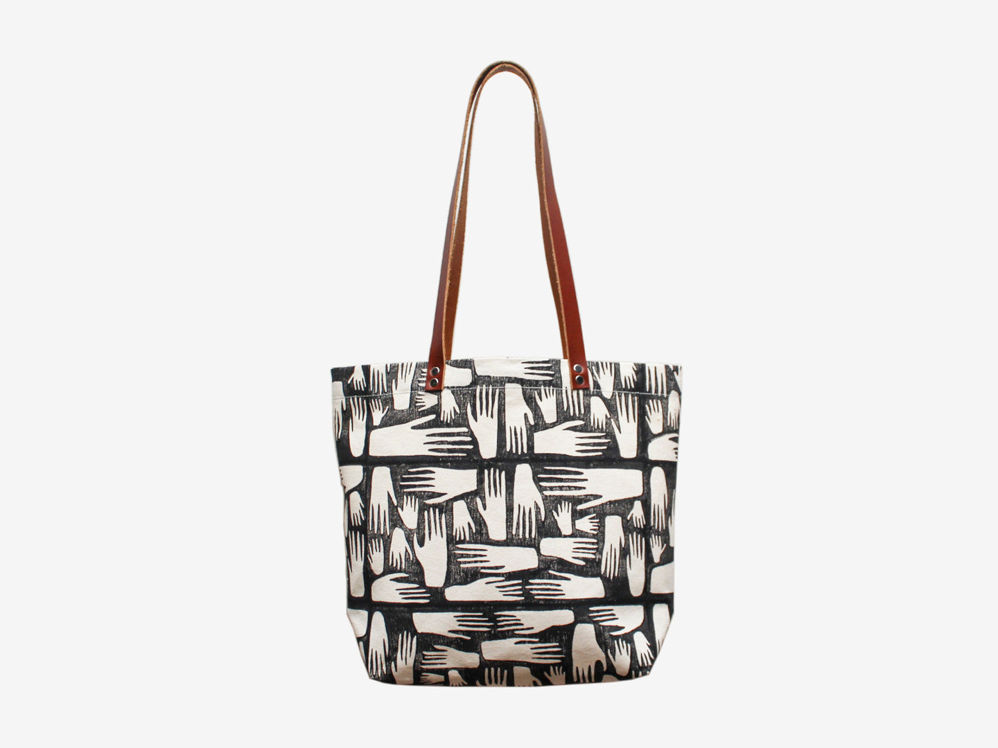 Hands tote