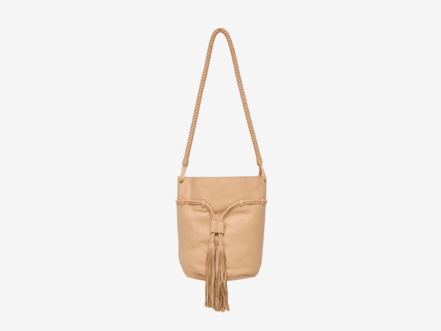 Mini Aries bucket bag