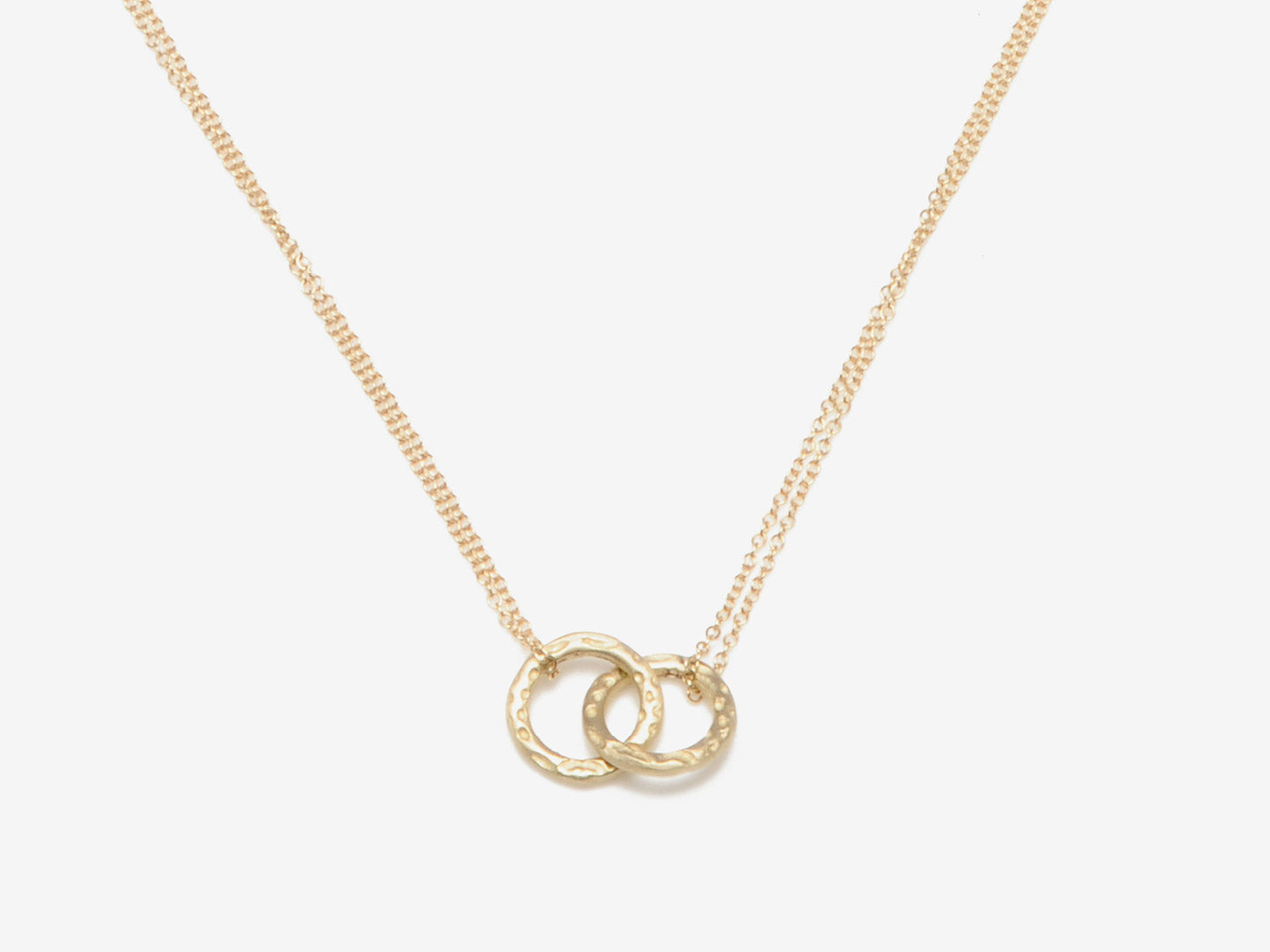 Sofie Love Knot Necklace