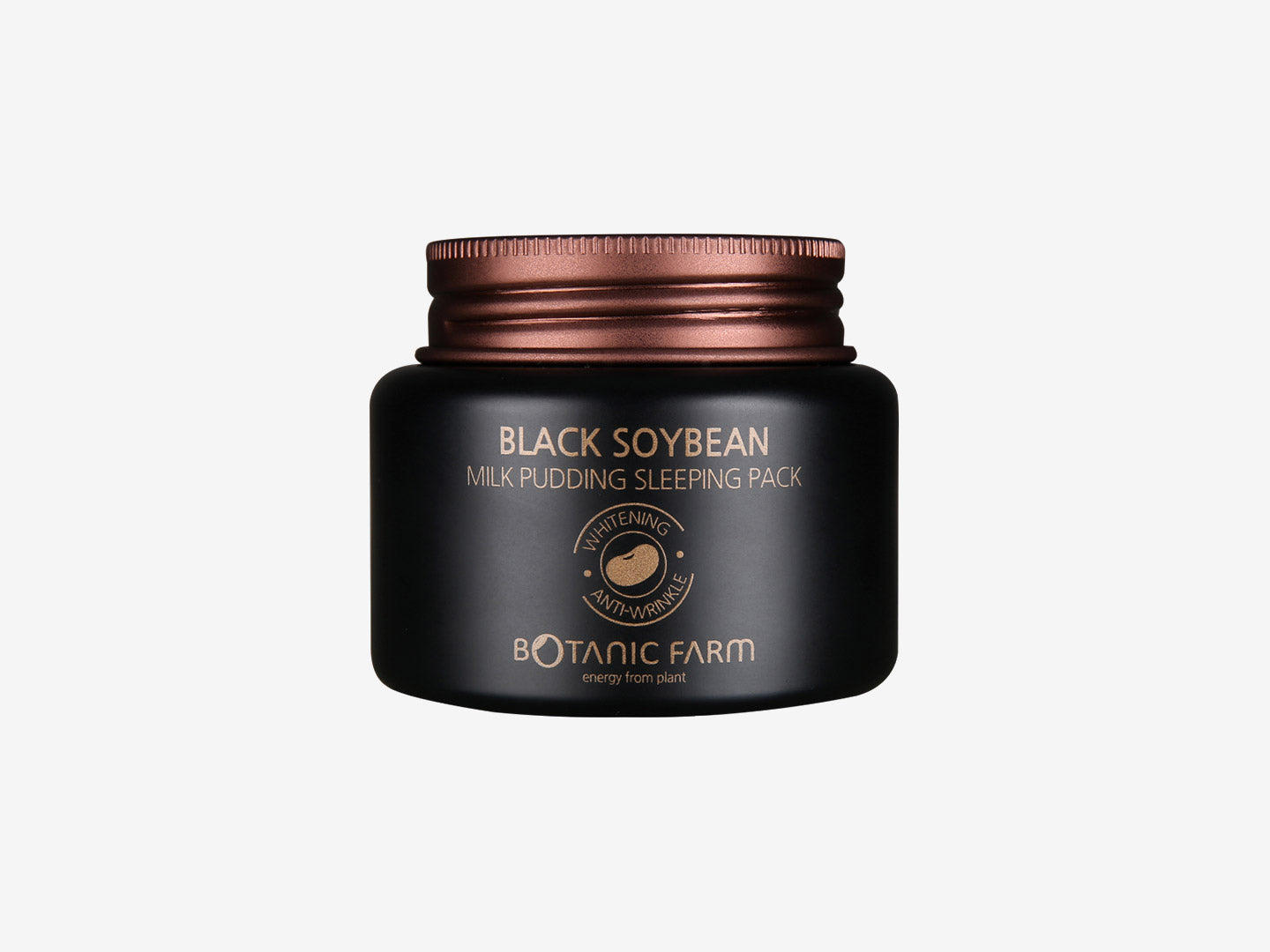 Black Soybean Milk Pudding Pack