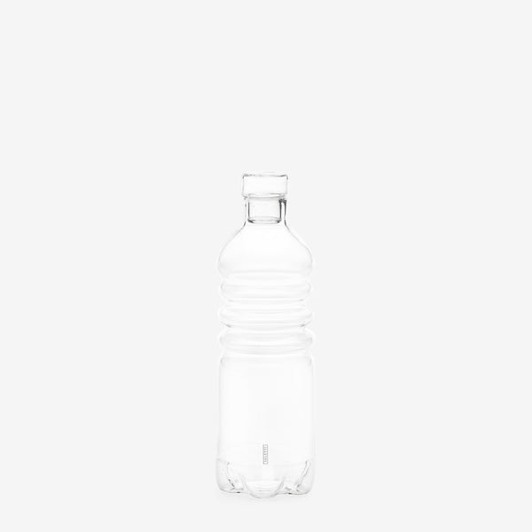 Glass Water Bottle – small