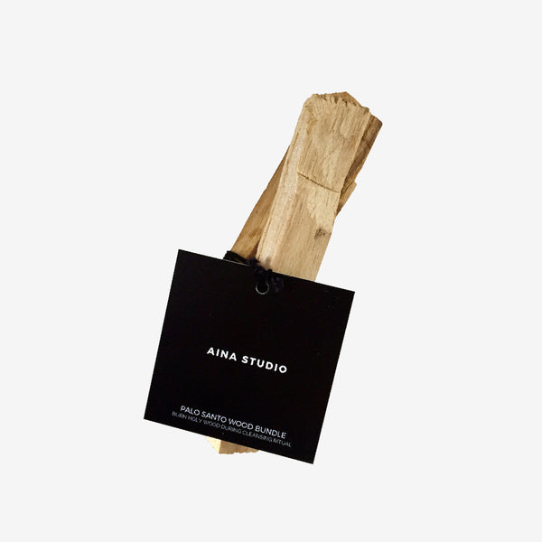 Ritual + Ceremony – Palo Santo Wood Bundle