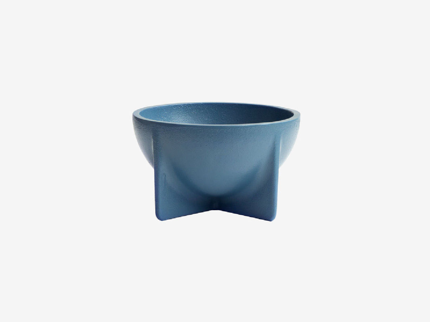 Small Standing Bowl – marine