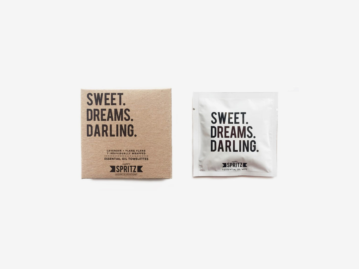 Essential Oil Towelettes – Sweet Dreams Darling