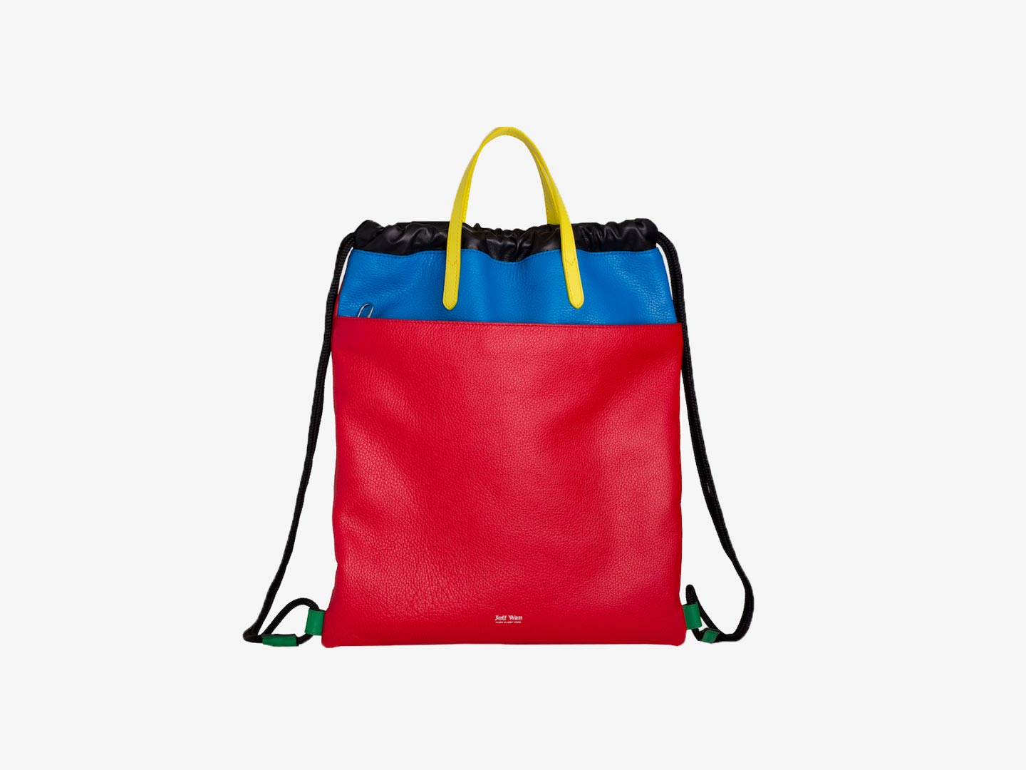 Grand Baie Gym Bag – colorblock